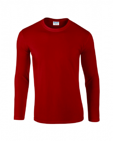 Gildan Softstyle Long Sleeve Ringspun T-Shirt GD011
